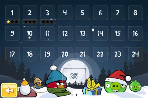 angry birds adventi naptár Angry Birds Season's   SzifonJáték   Szifon.com angry birds adventi naptár