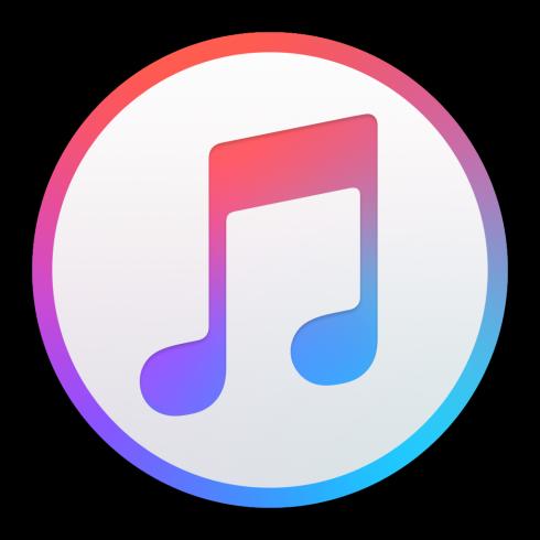 Az iTunes 12 logója.