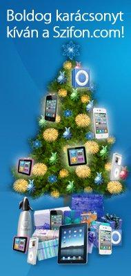 2250e69319 Karácsonyi ajándékötletek iPhone, iPad, Mac tulajdonosoknak - SzifonJáték!  - Szifon.com