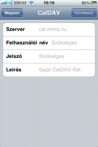 CalDAV