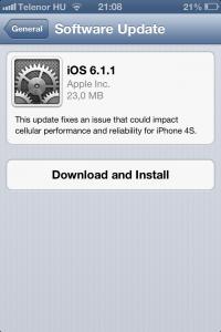 iOS6.1.1_iPhone4S
