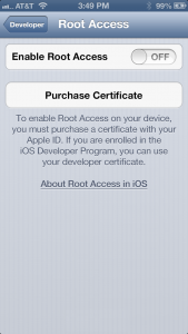 iOS_Root_Access