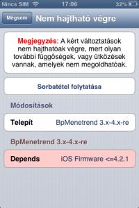 BpMenetrend_nem_kompatibilis