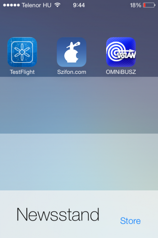 Ujsagos_iOS7beta