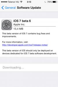 iOS7b6