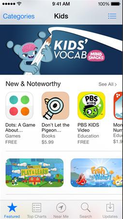 iOS7_app_store_kids