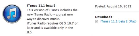 iTunes11.1b2