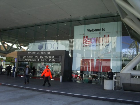 Macworld_Moscone_SF_2007