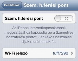 iOS6_hotspot_jelszo