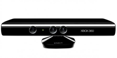 Xbox-Kinect-sensor