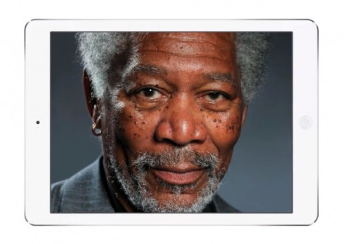 morgan-freeman-ipad-painting