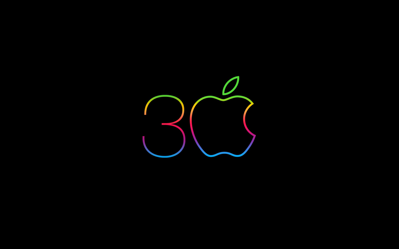Les 30 Ans Du Mac En Fond D Ecran Sur Votre Iphone Ipad Ou Mac