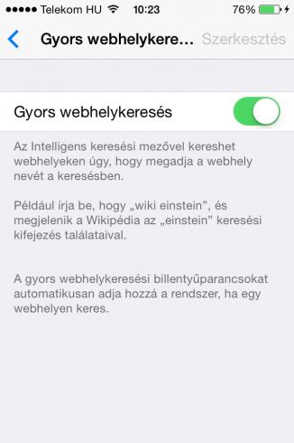 iOS8b2_gyors_webhelykereses