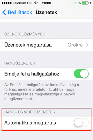 iOS8b3_hang_videouzenet