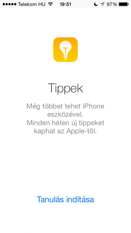 iOS8b4_Tippek