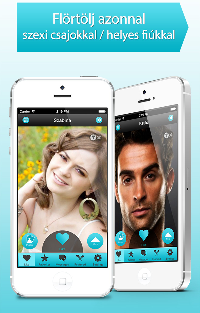 mobil társkereső alkalmazás ingyen