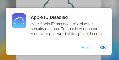Apple_ID_letiltva