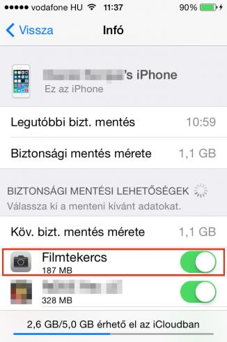 iCloud_backup_filmtekercs