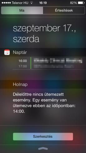 iOS8_Ertesitesi_kozpont_01