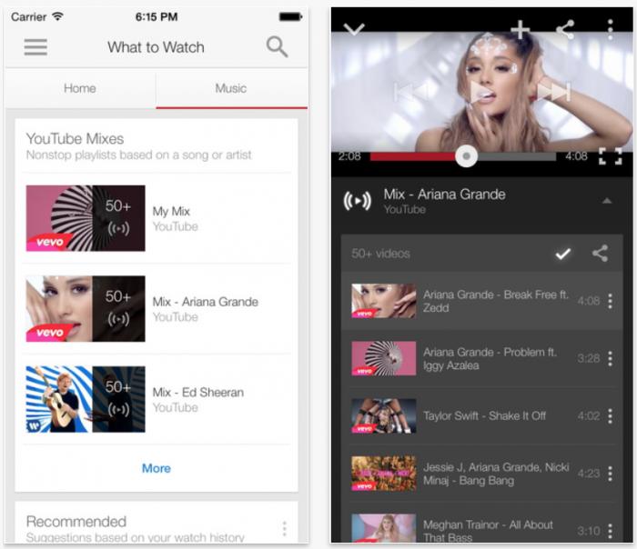 youtube-mix