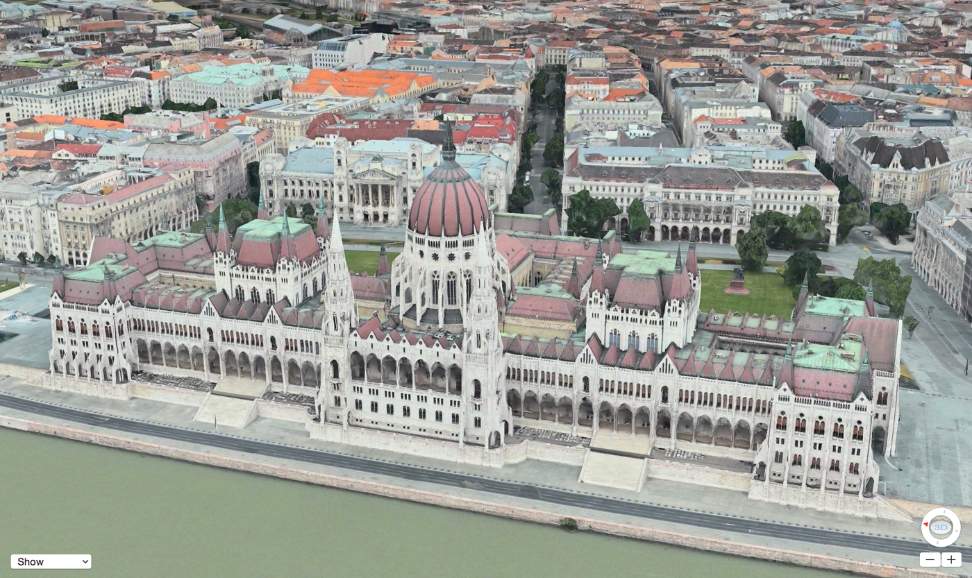 google térkép budapest 3d Budapest is bekerült a 3D s városok közé az Apple Maps ben  google térkép budapest 3d