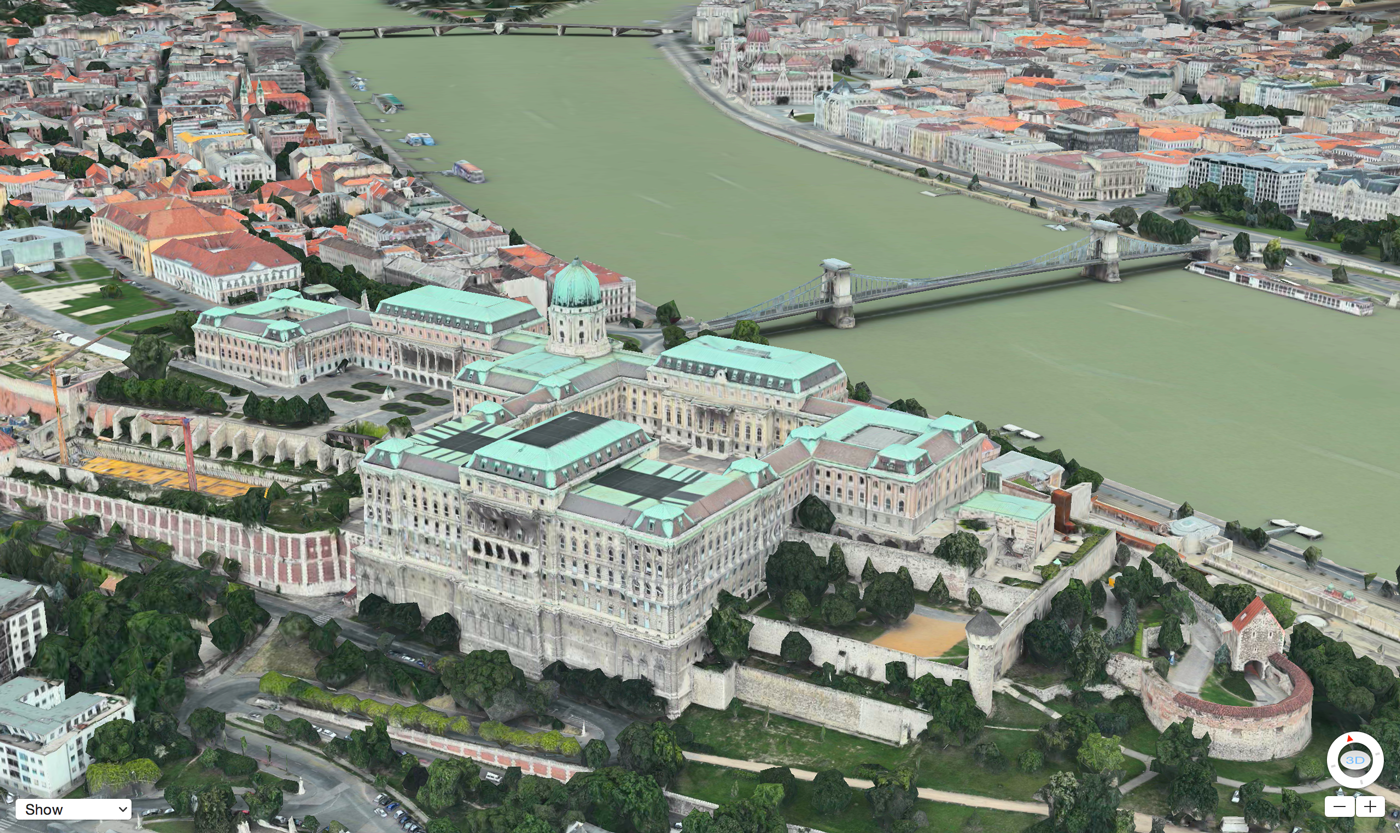 3d térkép budapest Budapest is bekerült a 3D s városok közé az Apple Maps ben  3d térkép budapest