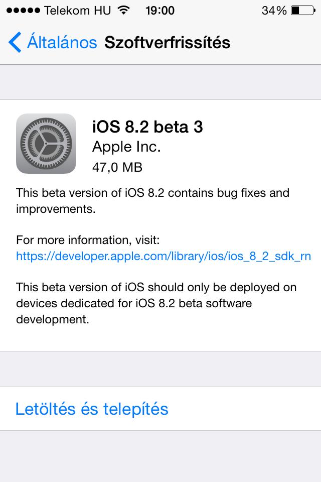 iOS8.2b3