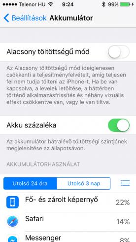 iOS9b2_alacsony_toltottseg