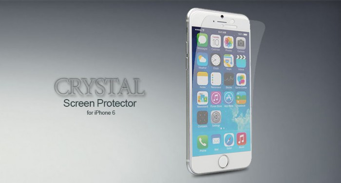 oem_Crystal Screen Protector_iPhone6