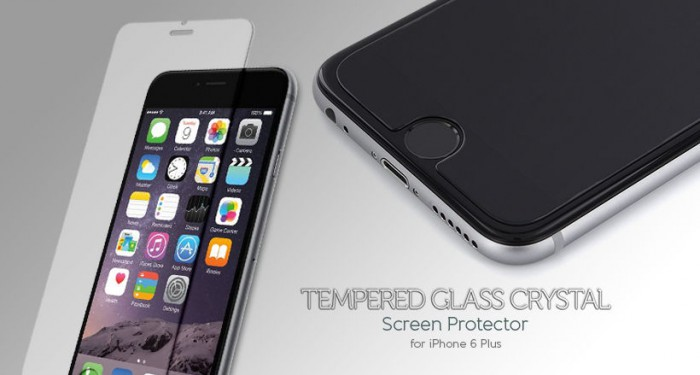 oem_Tempered Glass Screen Protector for iPhone 6 Plus