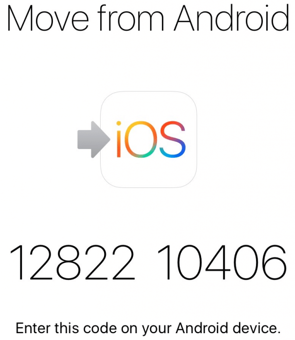 Move-from-Android-code