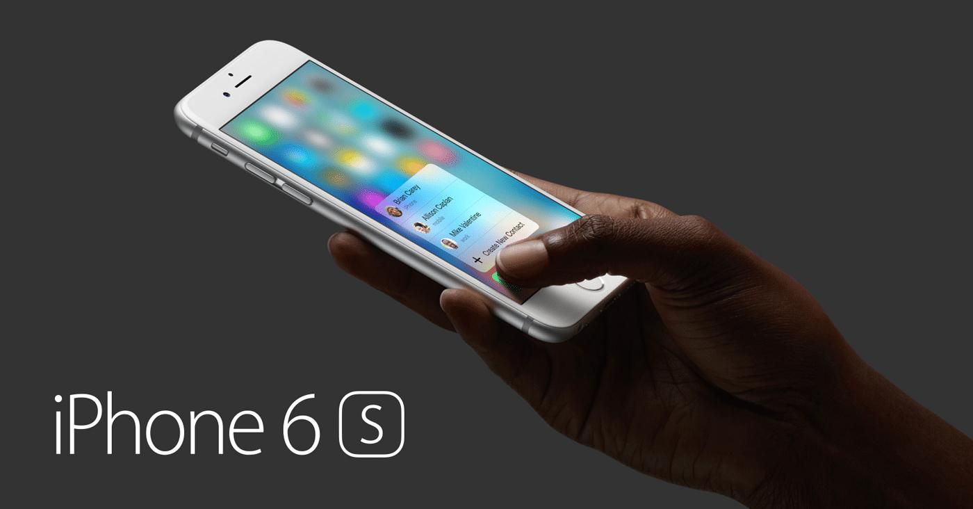 Bemutatták az új iPhone 6s és iPhone 6s Plus készülékeket - Szifon.com d9bfcf1811