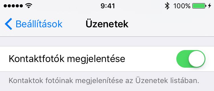 iOS9.1-Kontaktfotok
