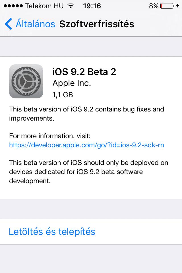 iOS9.2b2
