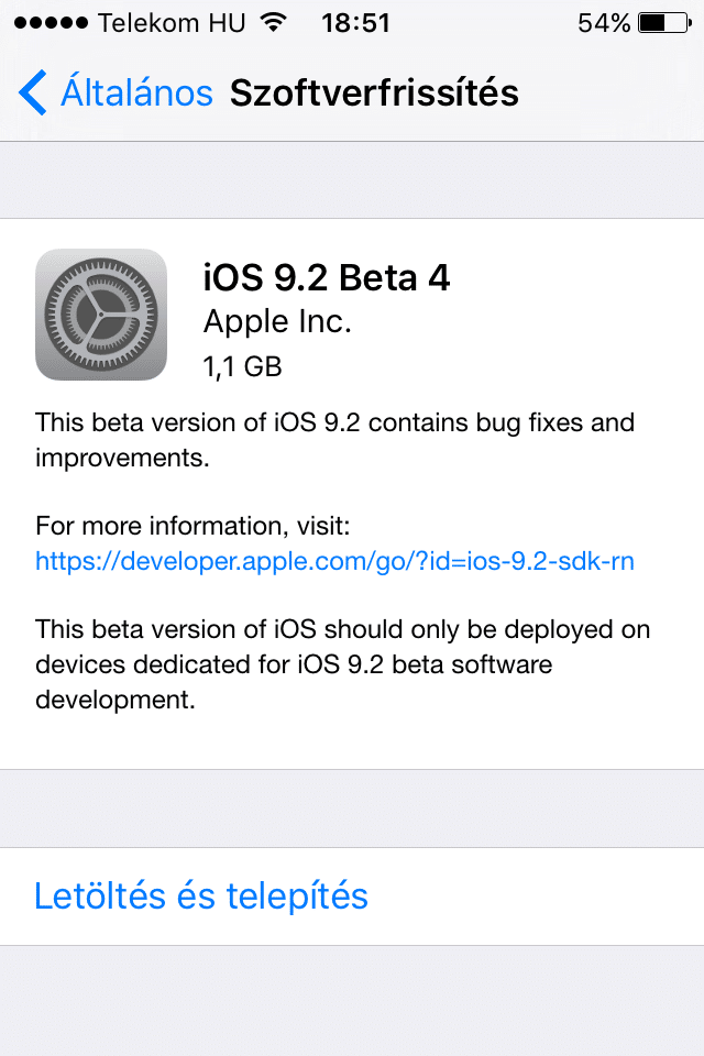 iOS9.2b4