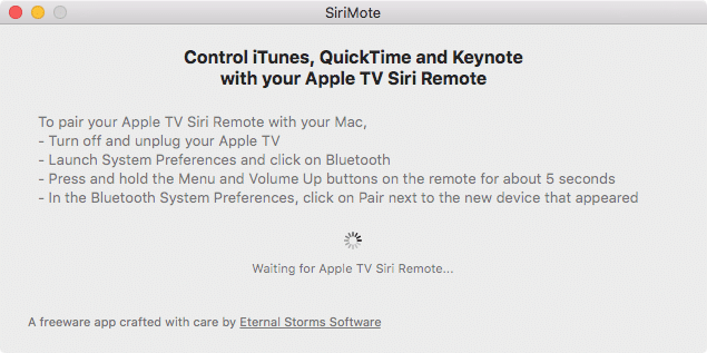 1 Looking for Siri Remote