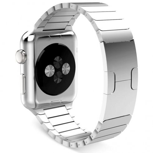 szifonstore-silver-link-bracelet-38mm