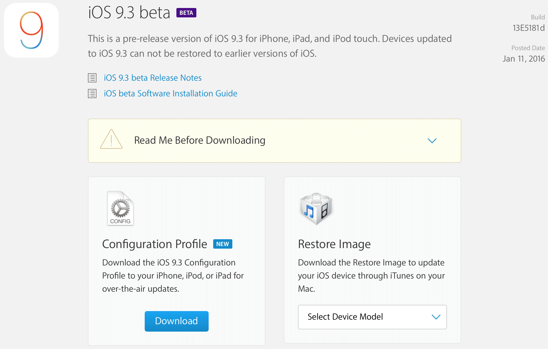Download ios 9 beta 1 mega