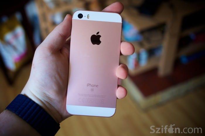 iPhone SE teszt, vélemény
