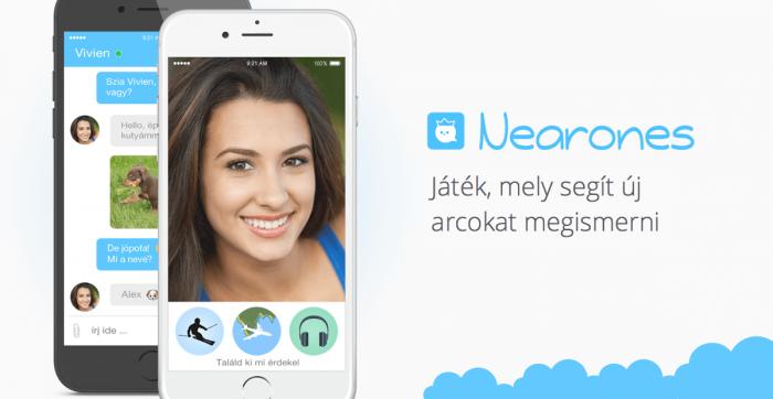 Borítókép: Nearones – Játék, amely segít új arcokat megismerni.