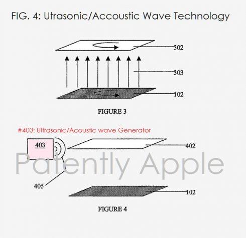 Borítókép: Az ultrahangos beolvasási technológia vázlatrajza a szabadalmi beadványból.