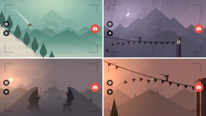 Kép: Az új fotómódban több lehetpségünk van a játékban képet készíteni, mintha azt képernyőfotóval csinálnánk.