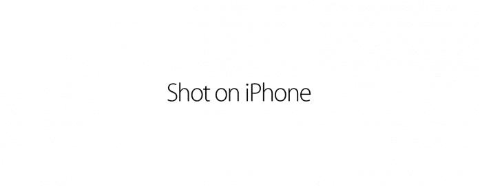 Borítókép: Shot on iPhone szlogen.