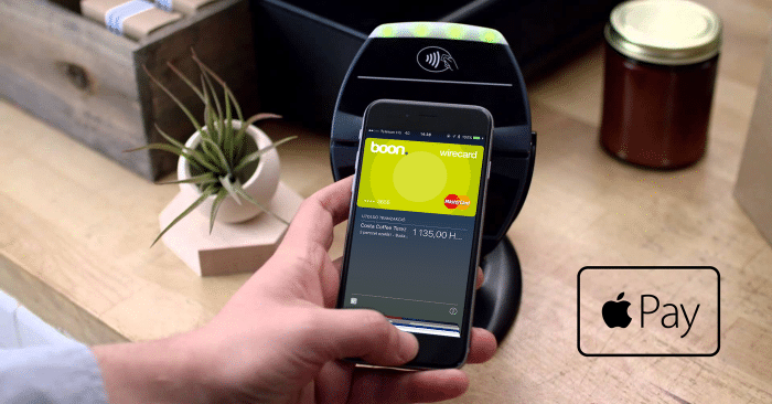 Apple Pay boon