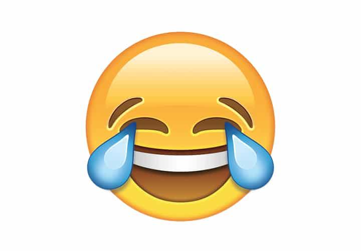 emoji laughing with tears - photo #19