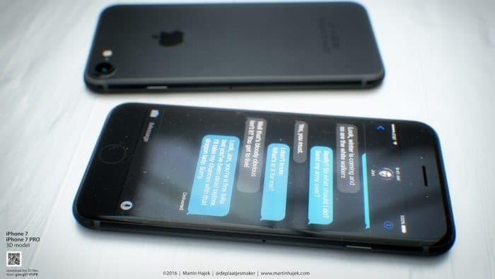 Kép: A teljesen fekete készülék elő- és hátoldala.