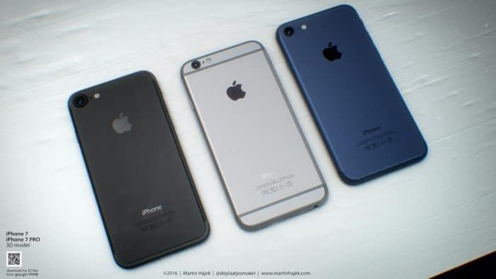 Borítókép: Három különböző színárnyalatú készülék egymás mellett a koncepcióképen.