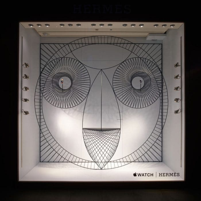 apple-watch-hermes-japan-window-display-gamfratesi-shop-retail-design-installation-animals-nature-drawings-robert-dallet-faces-_dezeen_936_6