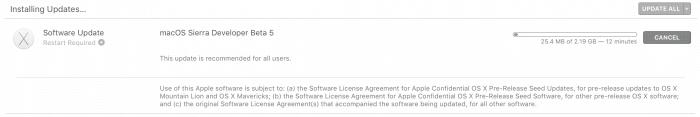 Sierra-developer-beta-5