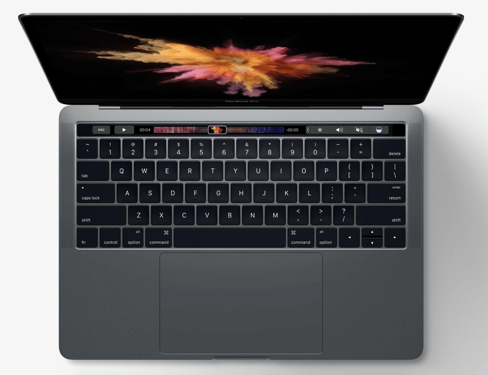 Az új MacBook Pro